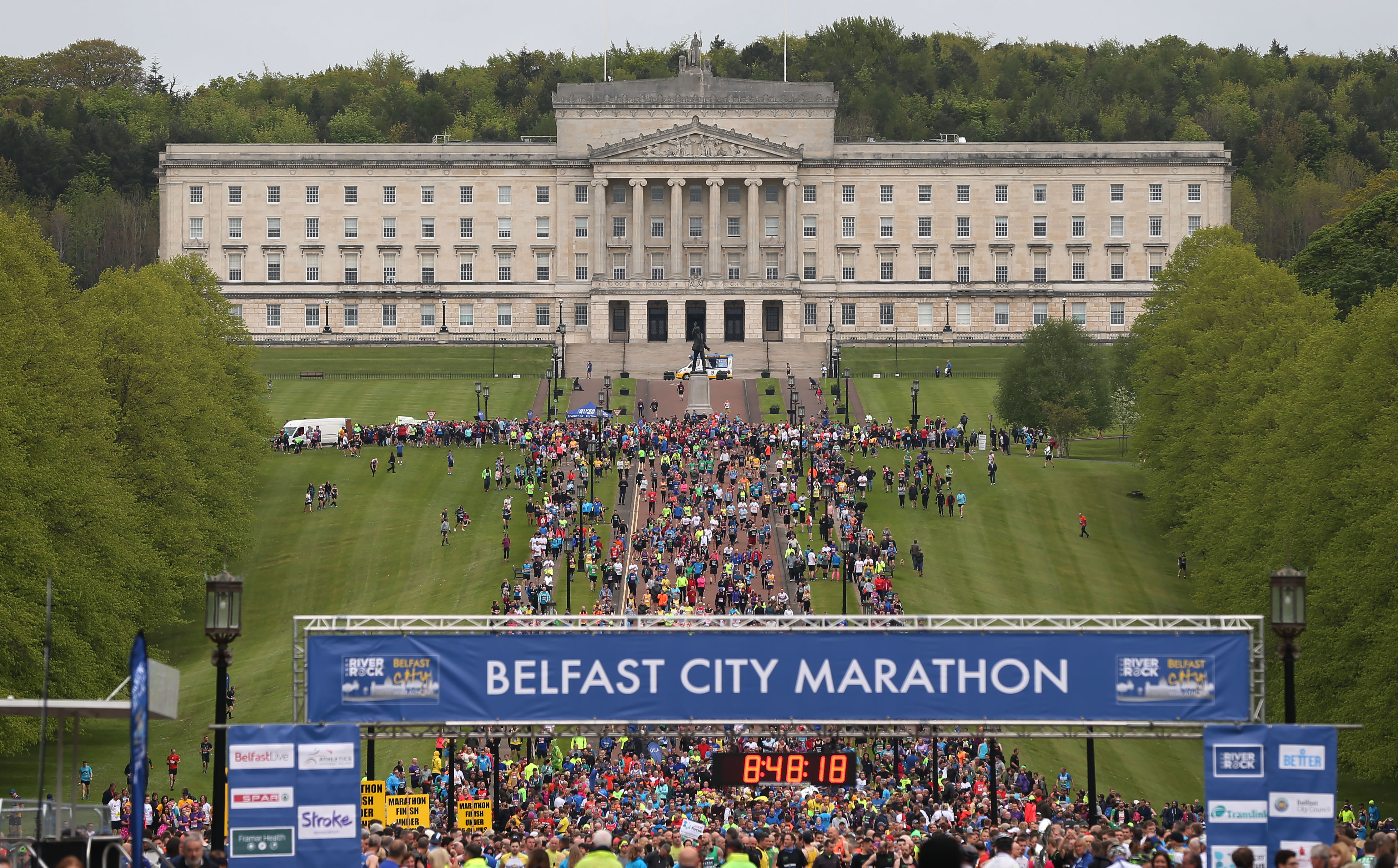 Exciting Opportunity for Title Sponsorship with Belfast City Marathon Ltd