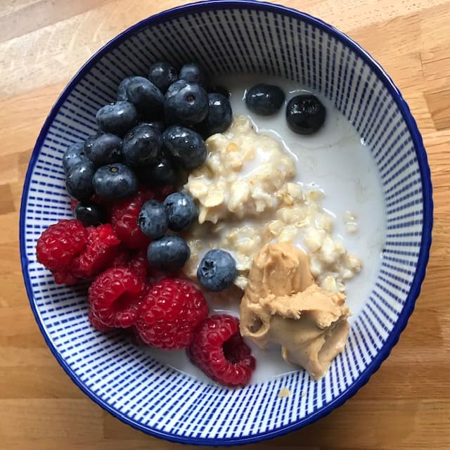 Wednesday Wisdom from Framar Health - Perfect pre race Porridge