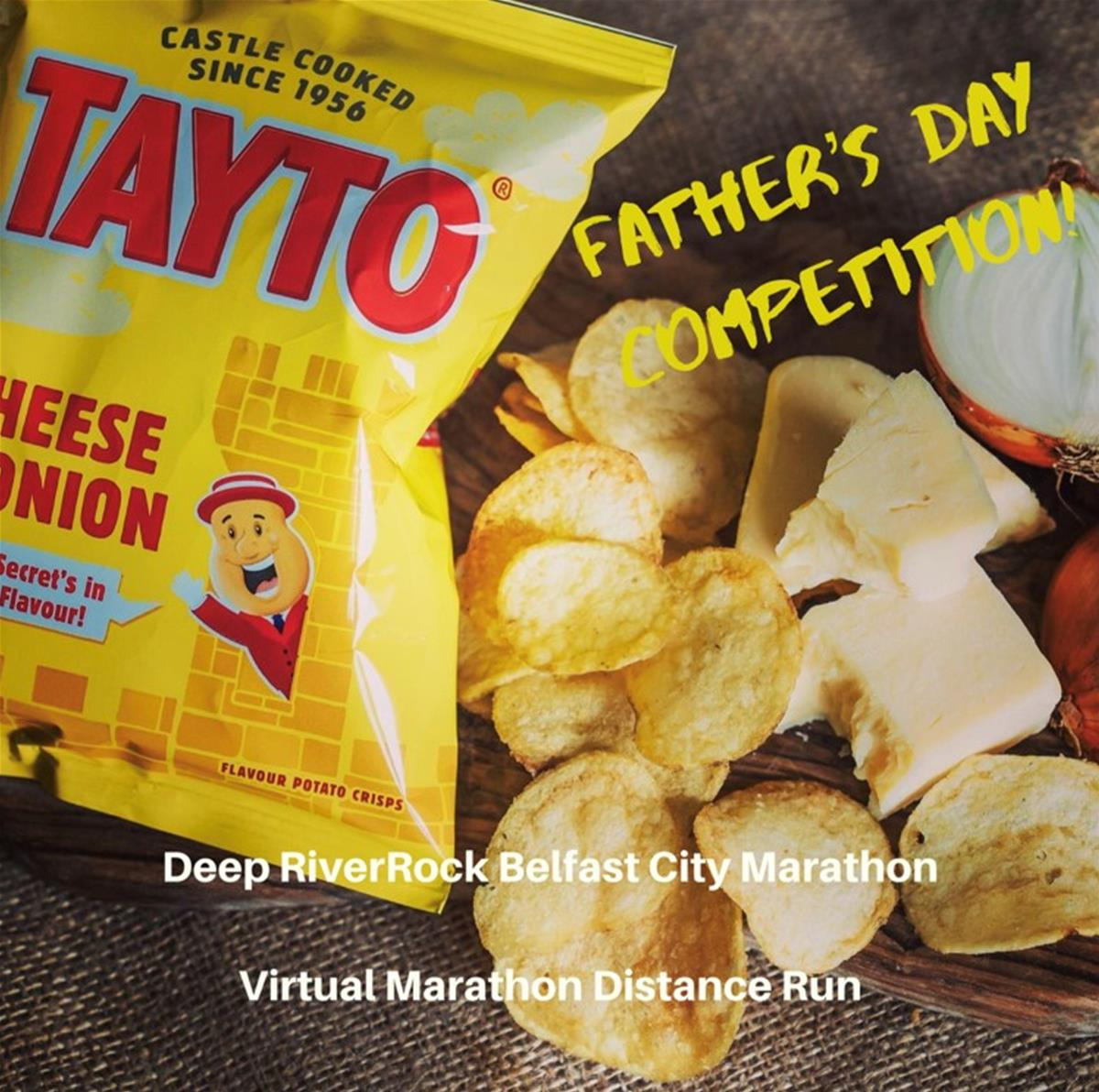 Tayto Fathers Day Competition 2020